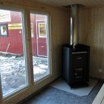 Stort ljusinsläpp i Hakskog 6 - stort basturum